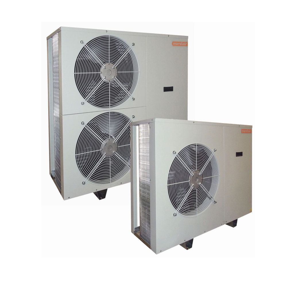 Marstair 17 Series MRC150+ Dressed Complete Refrigeration Condensing Unit 5Hp R448A, R449 240V~50Hz